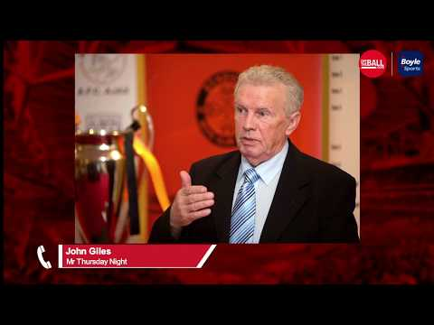 WATCH | Thursday Night Football w/ John Giles | LIVE