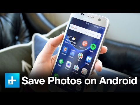 How To Transfer Photos from an Android Smartphone