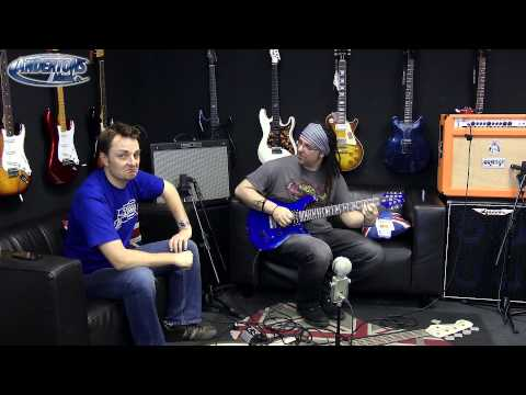 PRS SE 7 String Review with Acid Trip Star Wars intro...