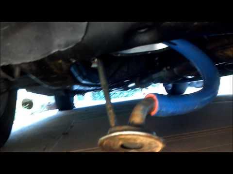 2000 Lexus ES300 Sludge removal