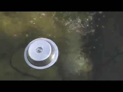 Aquascape Pond Deicer For Winter Fish Protection In Small Ponds