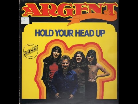 Hold your head up-Argent