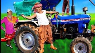 CHOTU DADA KHET WALA | छोटू दादा का खेत | Khandesh Hindi Comedy | Chotu Comedy Video