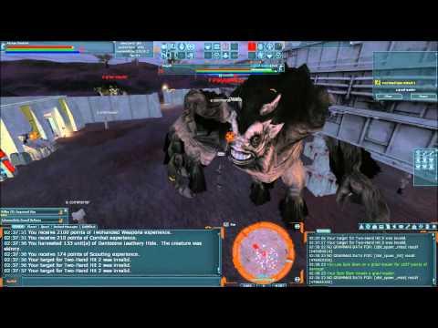 SWGEMU Let's Play - E07 - I am the one who knocks [HD]