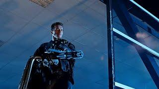 Trust me (T-800 with minigun) | Terminator 2 [Remastered]