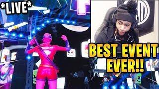 "Daequan Reacts to *FULL* ""MARSHMELLO ENCORE CONCERT"" Live Event! | Fortnite Highlights"