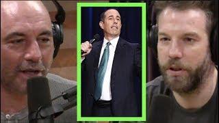 Download Jerry Seinfeld's Comedy Made Anthony Jeselnik Furious | Joe Rogan Video