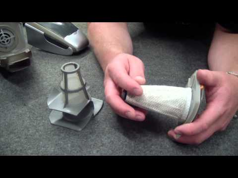 How To Clean Your Electrolux Ergo Rapido Filters For Top Performance