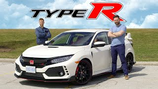 2019 Honda Civic Type R Review // Still The King Of Hot Hatches?