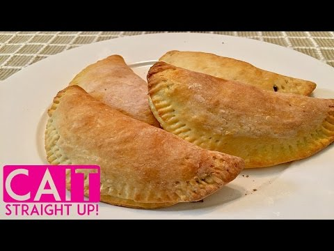 Easy Baked Beef Empanadas Recipe | Cait Straight Up