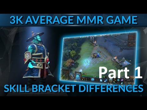Skill Bracket Differences And Why It Matters Part 1 | In-depth Dota 2 Guide | GameLeap.com