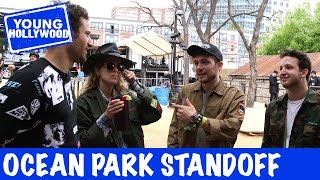 Our First Date With Ocean Park Standoff!