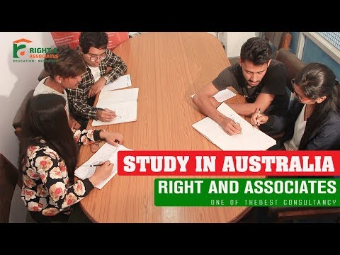 Study in Australia | Consultancy in Nepal | Right and Associates | Putalisadak | Colleges Nepal