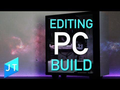 Building A Ryzen 5 Video Editing and Gaming PC