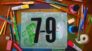 Doodle 4 Google Finalists: Grades 7-9