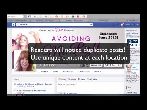 Training Video #1 Mastering Your Profile