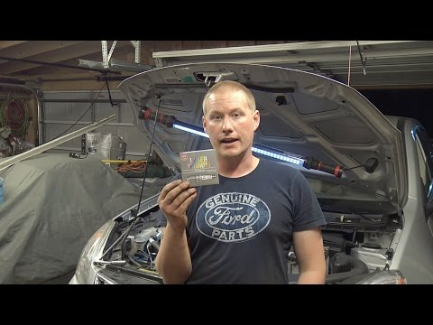 Nissan Rogue 2.5L Tune Up: Spark Plug Replacement Procedure