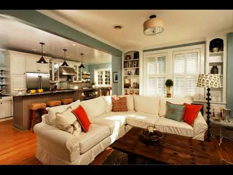 Family Room and Kitchen Together ideas