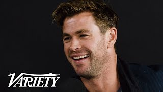 Download Chris Hemsworth Talks Hanging Up Thor's Hammer - Avengers Endgame Video
