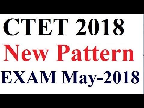 CTET 2018 New Pattern, Change in CTET Pattern, Full details   Online Partner
