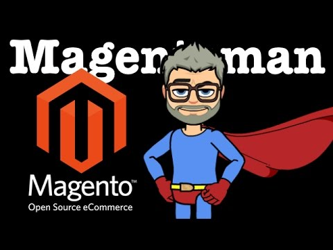 Change Magento logo with a little trick
