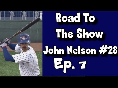 MLB 13 The Show RTTS Ep. 7 Fantasy Baseball Update and Traded?