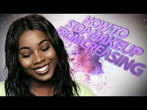 Makeup Hacks: Powder Before Foundation | How To Get Rid of Smile Lines with Makeup