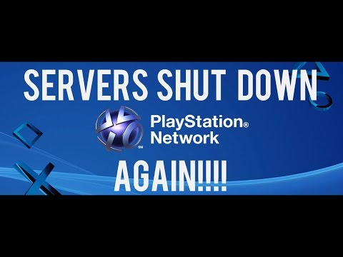 PSN SERVERS DOWN/ LIZARD SQUAD HACKED SERVERS DEC 25