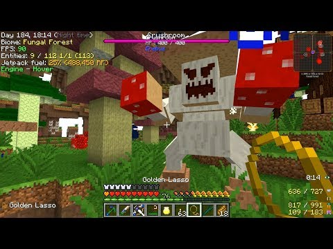 Minecraft - Project Ozone 2 #53: Got My Botfly
