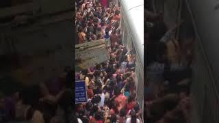 Most Shared Whatsapp Train video
