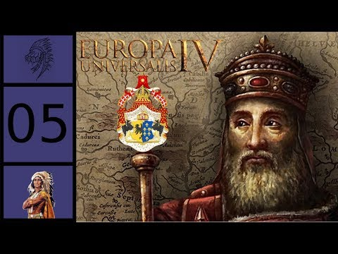 Converted EU4 - Karling France #5 - The Decision