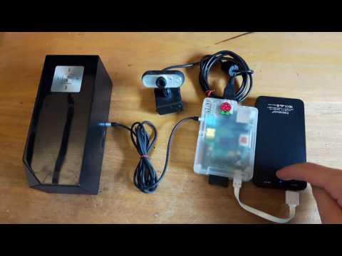Alexa Raspberry Pi Setup Headless Mode Example 2017 No Monitor Keyboard