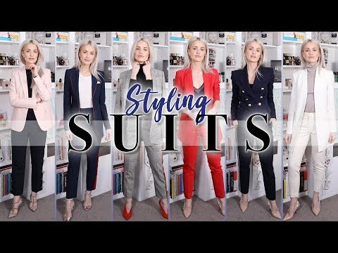HOW TO WEAR A SUIT   STYLE IDEAS AND ACCESSORIES