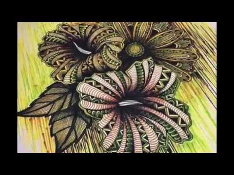 Creative Artwork Video