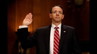 rosenstein mccabe and coats testify at senate intel hearing
