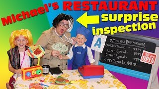 Download Michael's Restaurant: Surprise Inspection - Family Fun Pack Skit Video