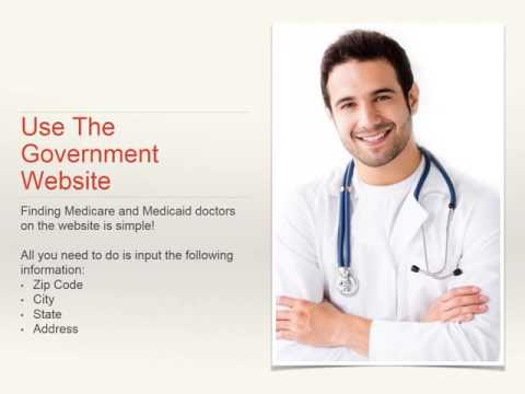 Finding Medicare and Medicaid Doctors In San Antonio