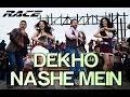 Dekho Nashe Mein Race Saif Ali Khan Katrina Bipasha Akshaye Khanna Shaan Sunidhi K K mp3