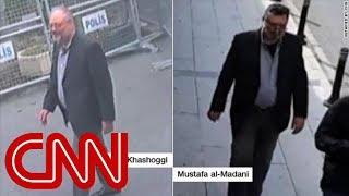Saudi operative dressed as Khashoggi, Turkish source says