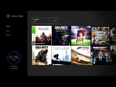 How To Play Xbox 360 Games on Your Xbox One Console (Xbox One Backwards Compatibility)