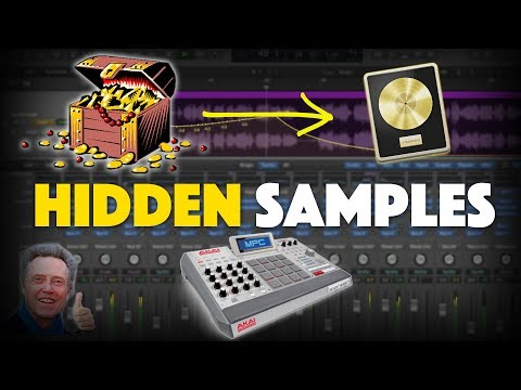 Great Hidden Vocal Samples in Logic Pro X