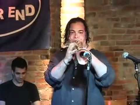 RICHARD LEE PLAYING THE HIGHEST NOTES ON TRUMPET EVER