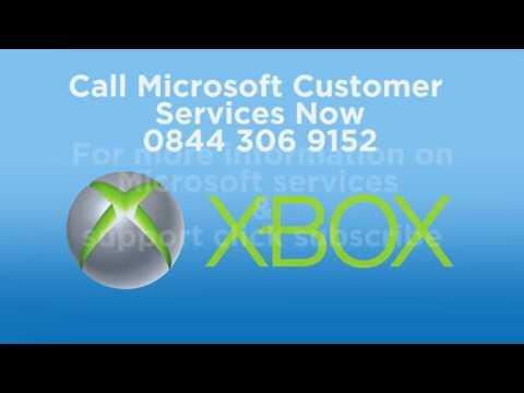 Microsoft XBOX Customer Service