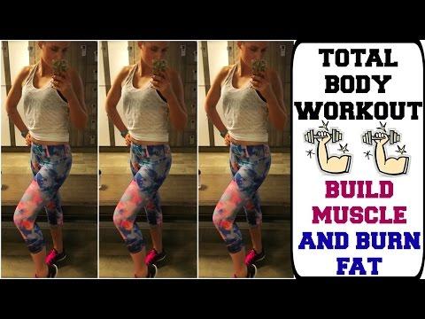 FULL BODY WORKOUT || BURN FAT || TONE UP