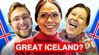 WHAT MAKES ICELAND GREAT? | Asking Locals
