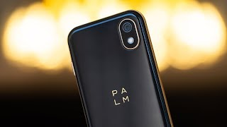 Palm Phone Hands-on: The Supplemental Smartphone