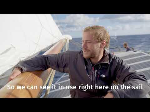 How to... Sail Cargo - Deckhand Mircea - Part 2