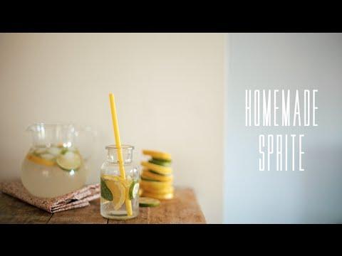 Homemade Sprite [BA Recipes]