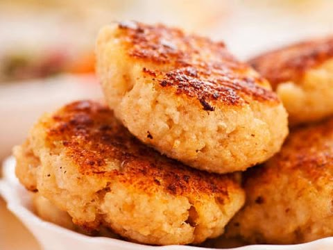 Meat Minced Cutlet in 10 minutes