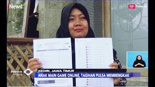 Anak Main Game Online, Tagihan Pulsa Sang Ibu Capai Rp11 Juta - iNews Siang 14/04